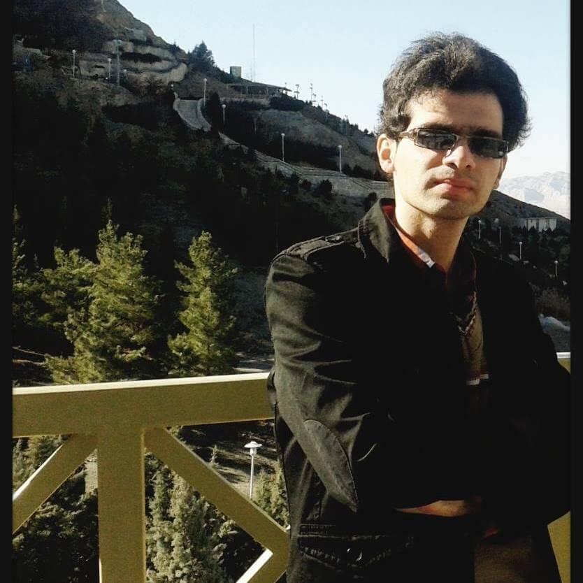 سروده هایی از آرین رضازاده