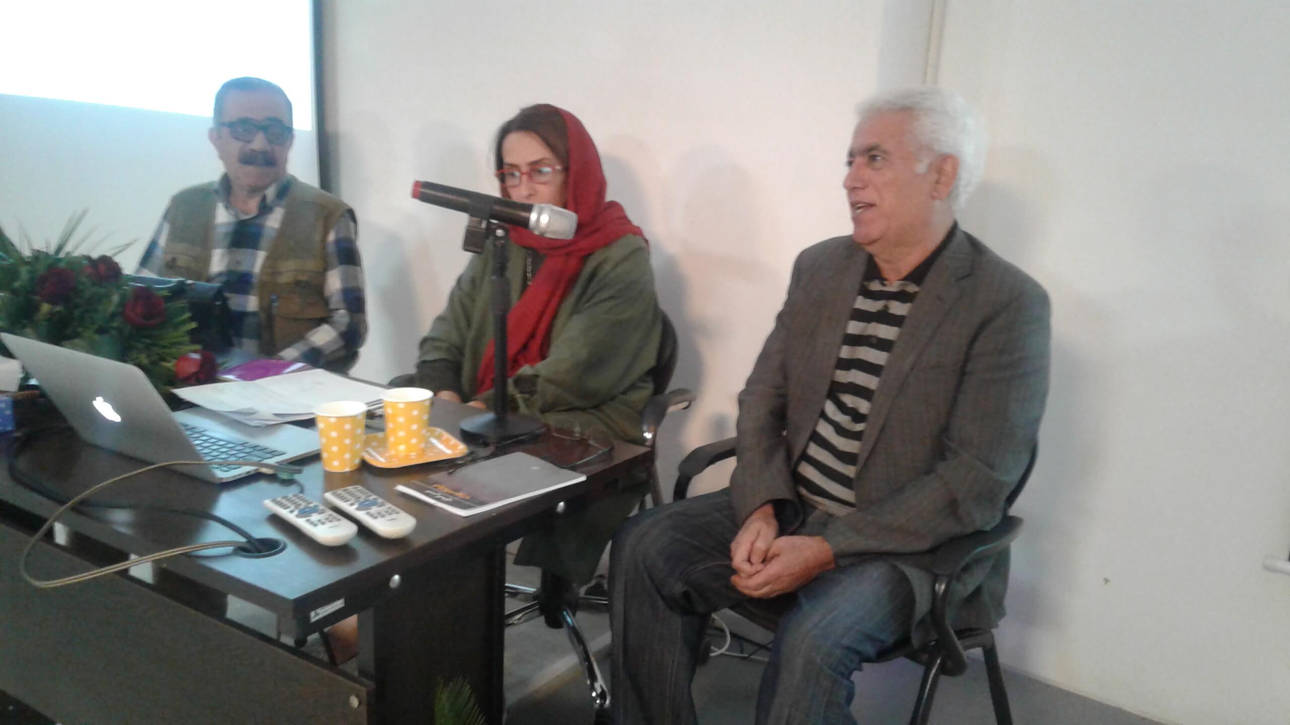 چهل سالگی، آغاز پختگی آدمی است / مهدی پور عمرانی