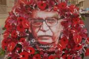 گزارشی کوتاه از مراسم خاکسپاری پیکر علیاشرف درویشیان