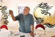 گفت و گویی منتشر نشده با صادق تبریزی از پیشگامان مکتب سقاخانه ای و نقاشی-خط های نوین