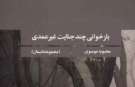 بازخوانی چند جنایت غیرعمدی / محبوبه موسوی