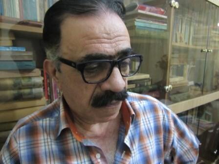 نویسنده زاده زمانه خویش است / گفتگو با حسن اصغری