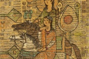 تاثیر و تاثر هنرمندان معاصر ایرانی در شکل گیری هنر (1)/ ملیحه طهماسبی