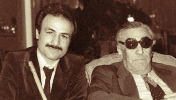 کاوه دیلمی یادگار استاد بنان / علی رضا خلیل پور