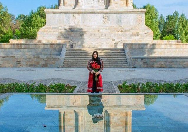 هفت پاره شعر از  مینا بنی اسد